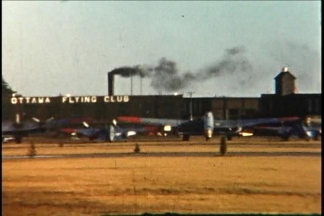 Ottawa Flying Club 1956